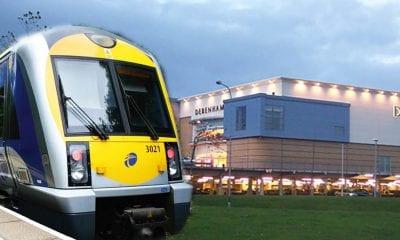 Craigavon rail halt