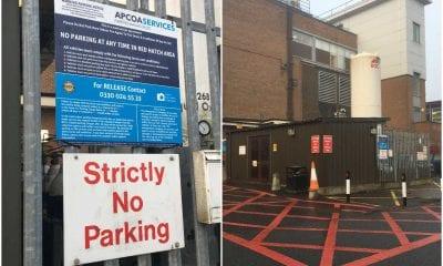Daisy Hill Hospital parking