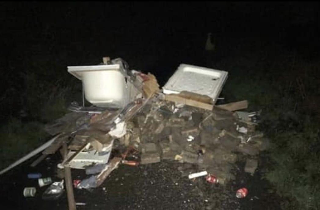 Flagstaff dumping