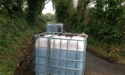 Fuel laundering dumping