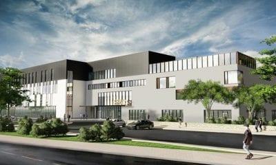 Armagh SRC campus