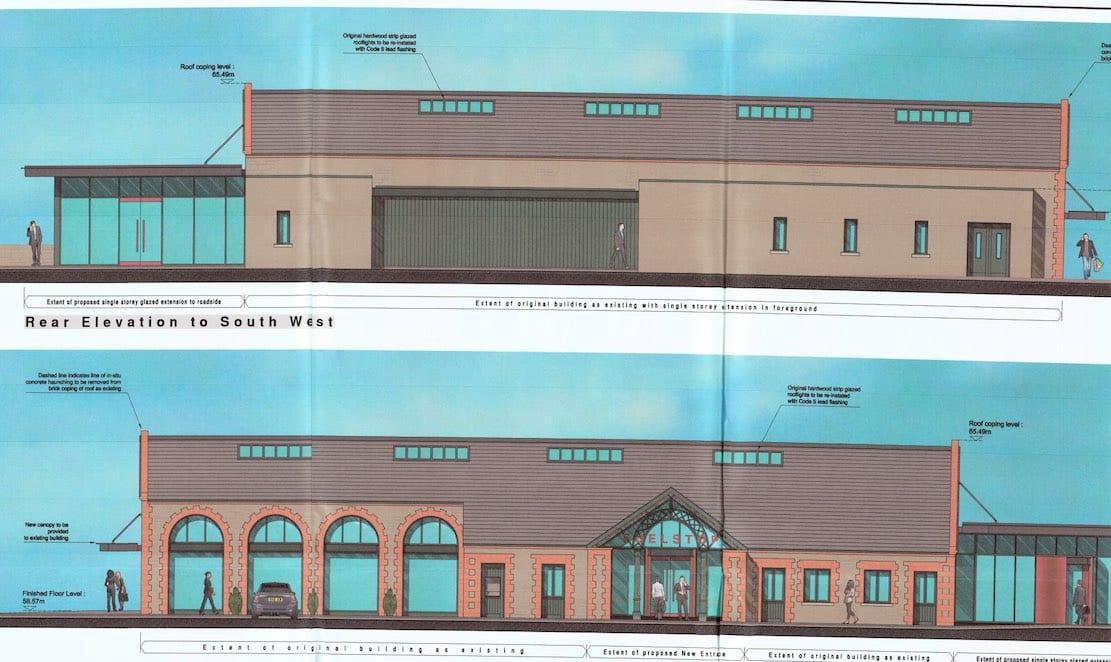 Bessbrook retail development