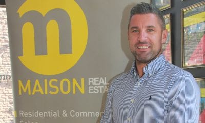 Ciaran McGurgan, owner of Maison Real Estate