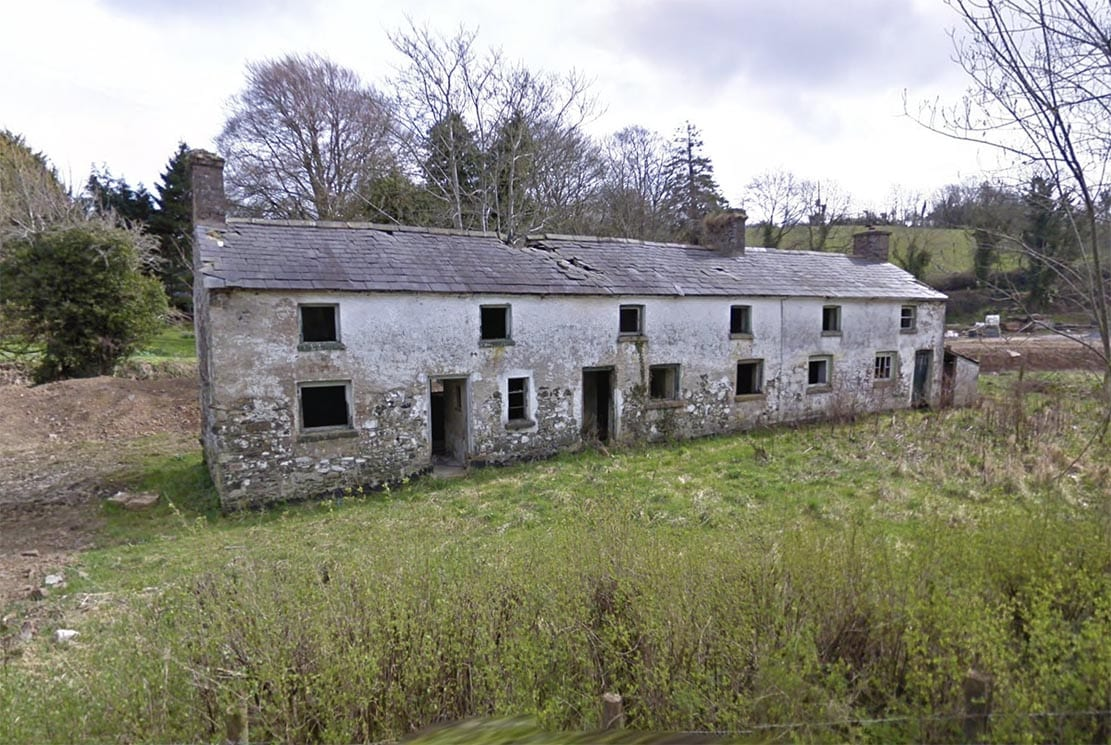 Dundrum cottages