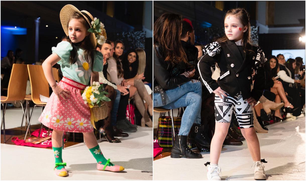 Hailey-Jane Reynolds London Fashion