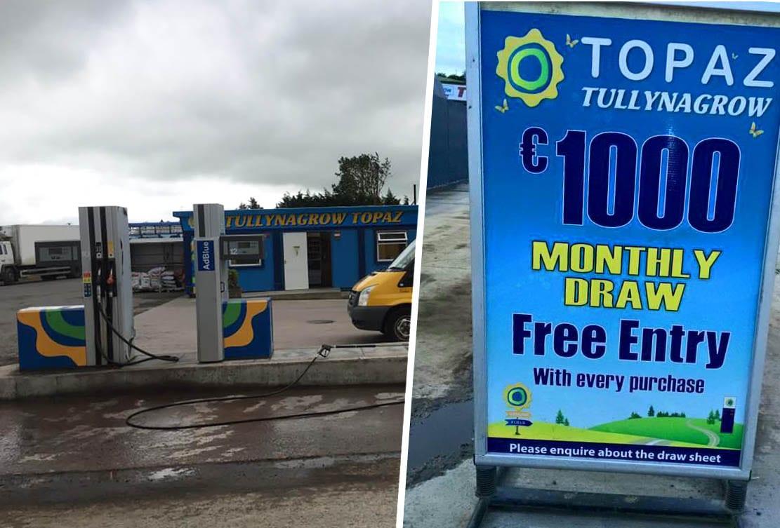 Tullynagrow Topaz