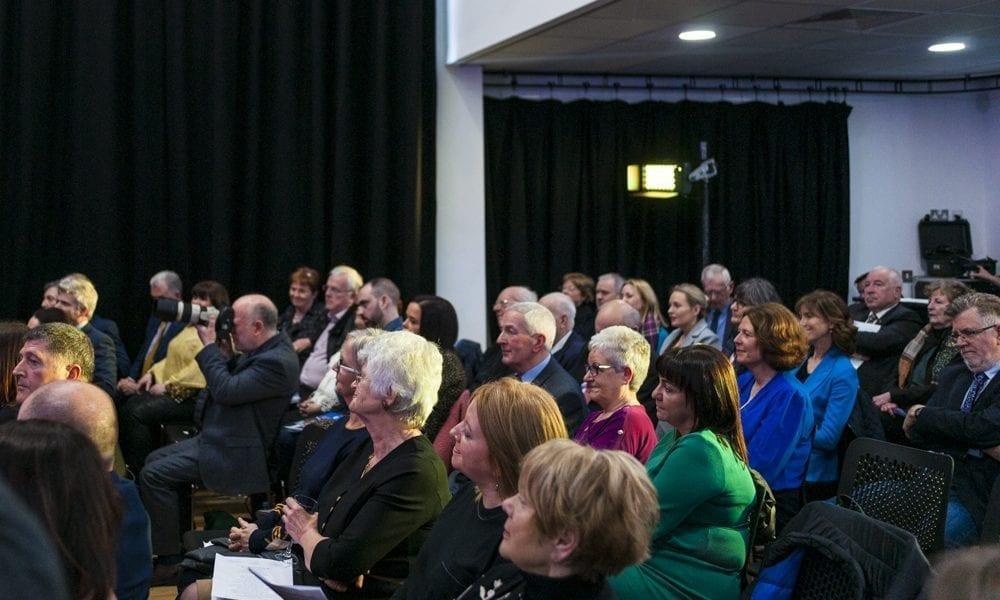 Aonach Mhacha - Armagh's Irish Language centre opening