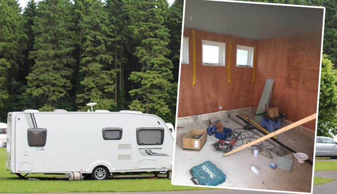Gosford Camping