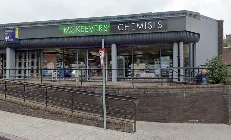 McKeevers Chemist Armagh