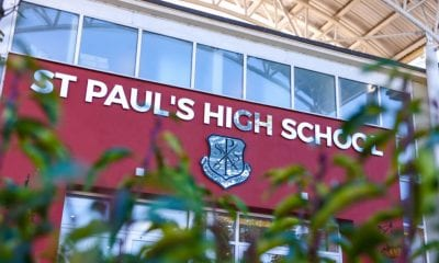St Paul's High School Bessbrook