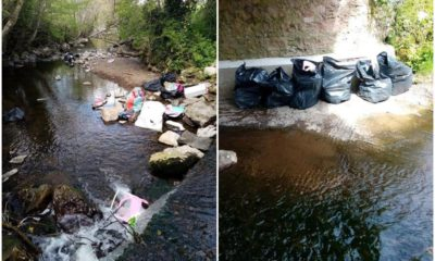 Callan river dumping
