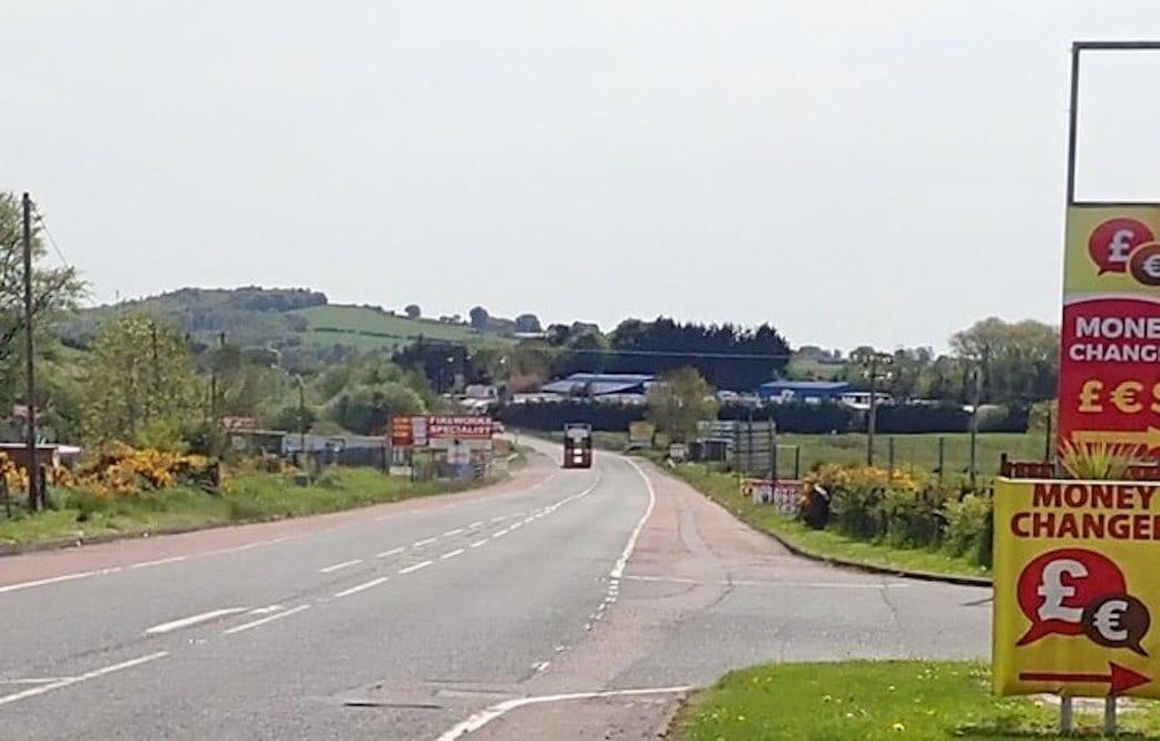 Co Armagh Monaghan Border