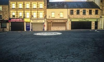Armagh City Centre Shambles