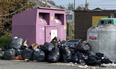 Keady dumping