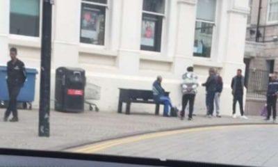 Social distancing Armagh