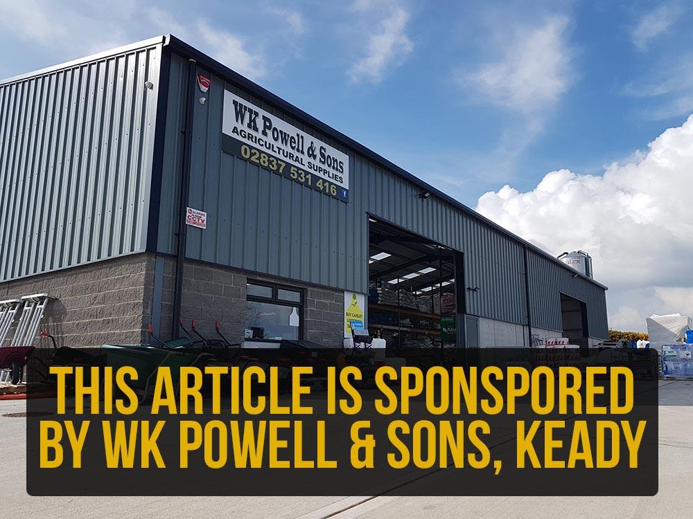 WK Powell sponsor