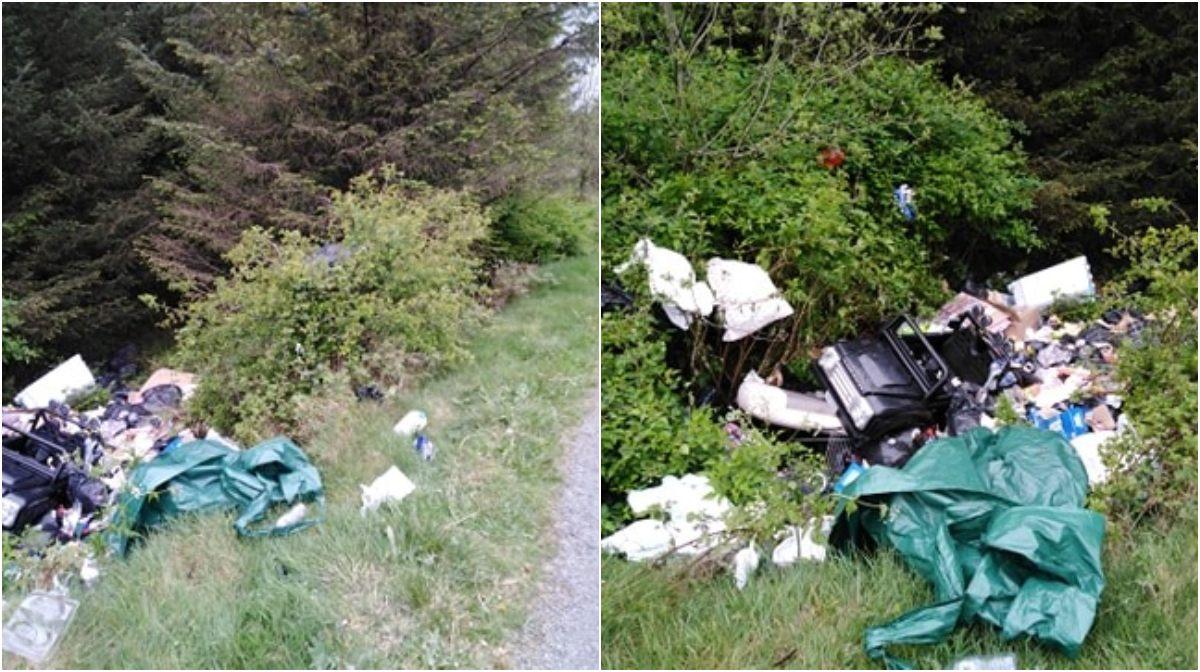 Carrigatuke dumping