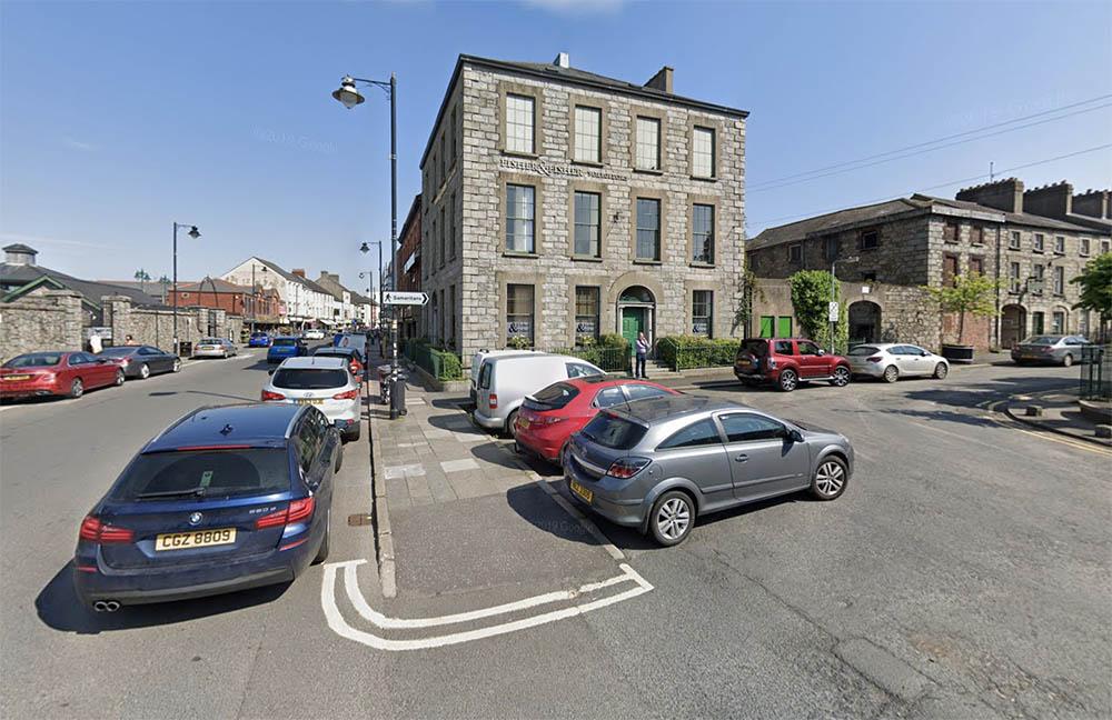 John Mitchell Place Newry