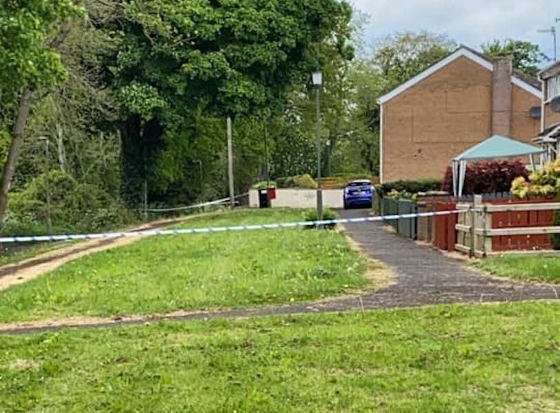 Pinebank Craigavon security alert