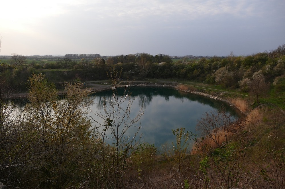 Quarry water