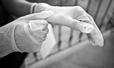 Gloves covid coronavirus