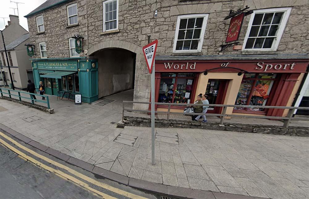 Little Barrack Street