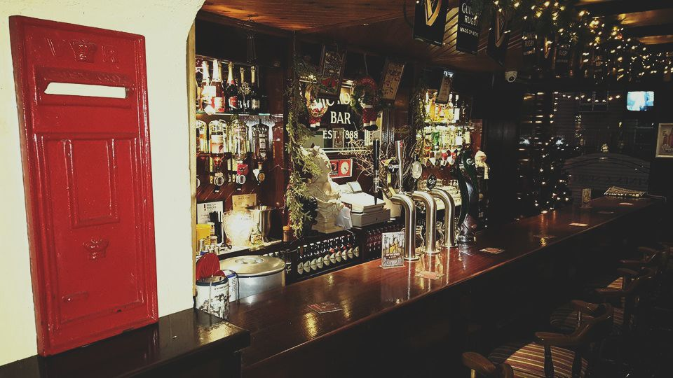 Victoria Bar Armagh
