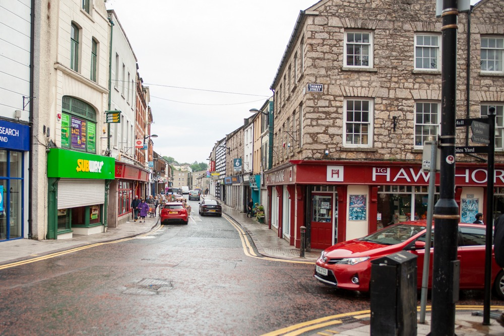 Armagh city centre shops reopening