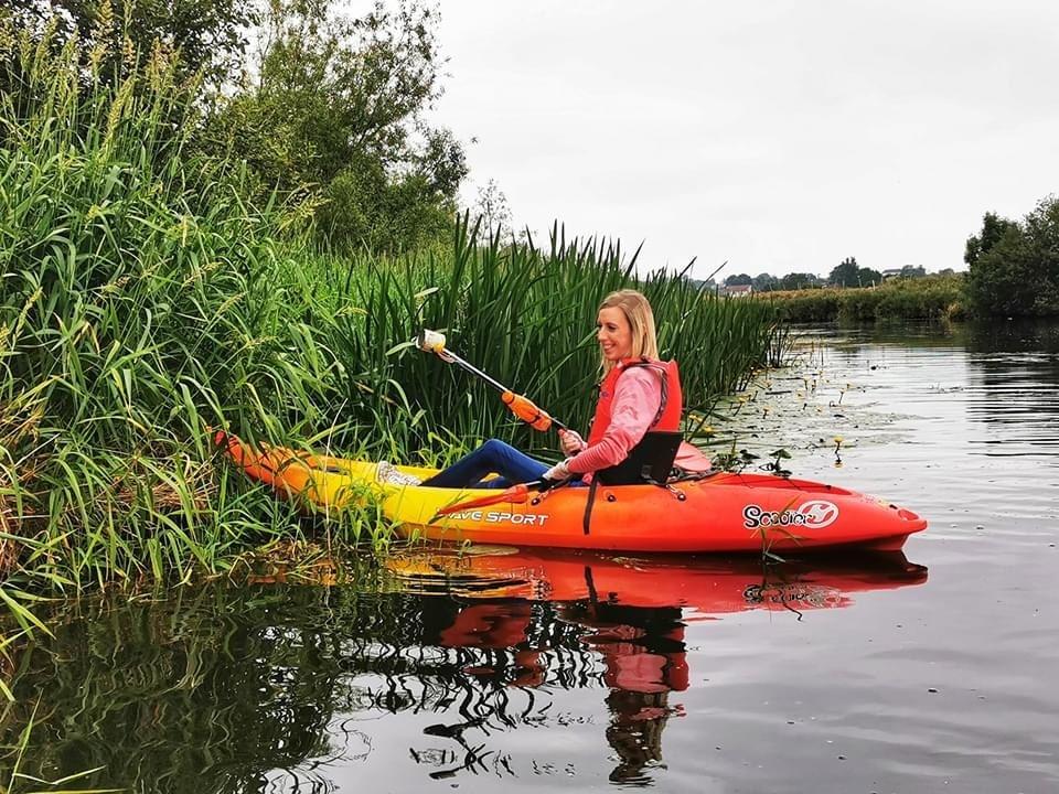 Carla lockhart litter River Bann