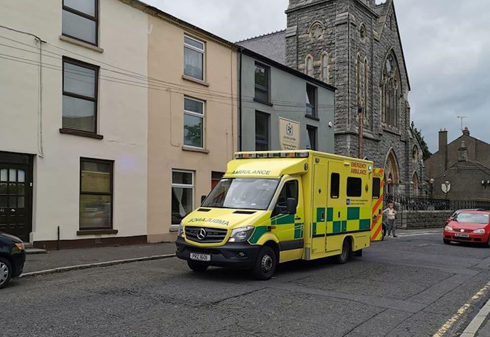 Ambulance Dominic St Newry