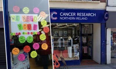 Cancer Research Portadown