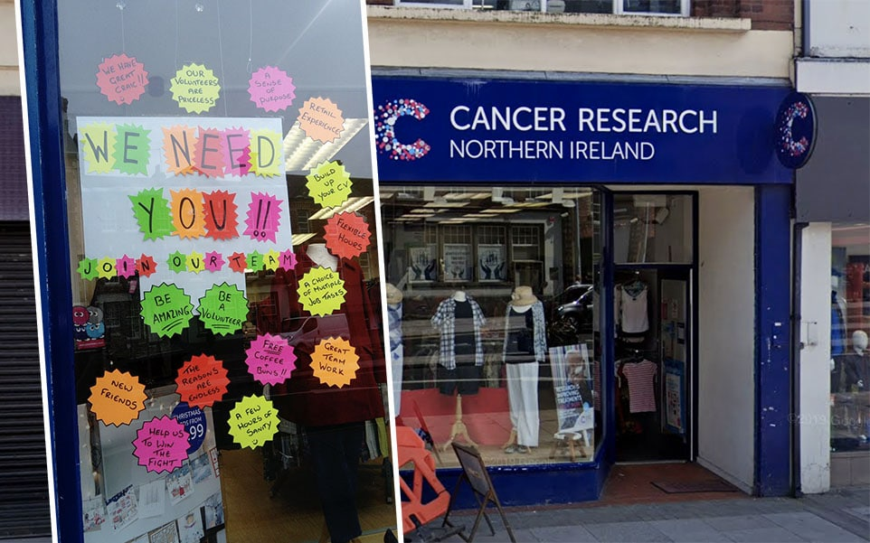 Cancer Research Portadown