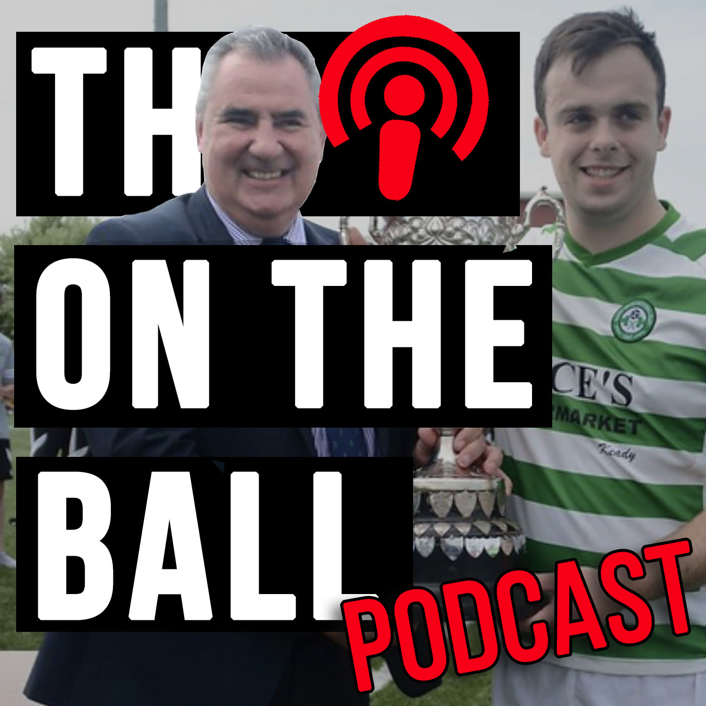 Episode 4 The I on the Ball Podcast
