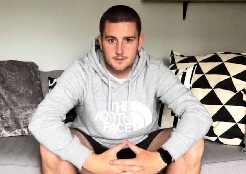 Jamie Smith Portadown