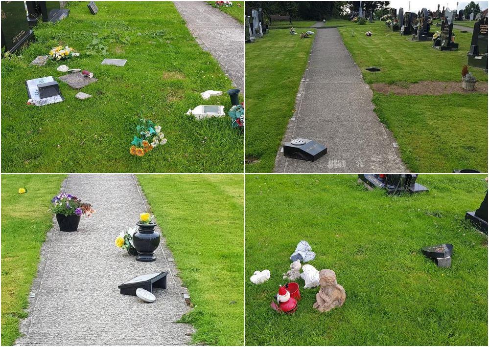 Newry graveyard