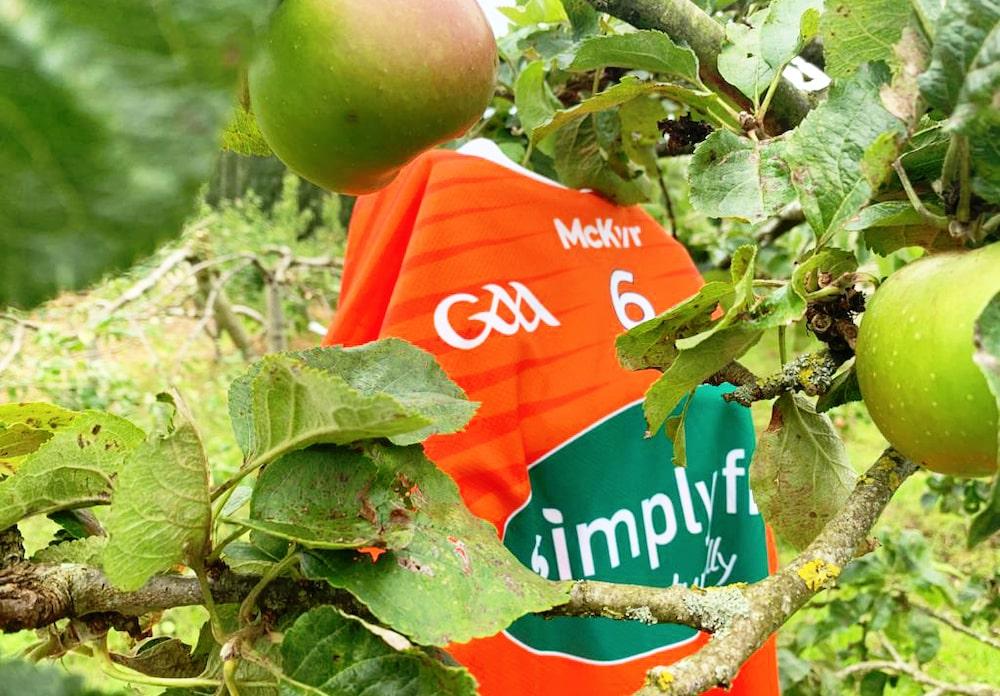 Armagh GAA jersey