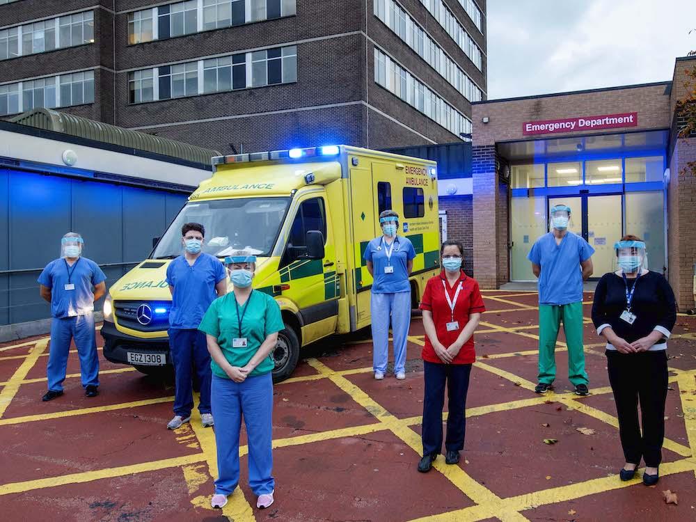 Daisy Hill emergency department