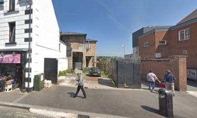 Edward Street Portadown streetview