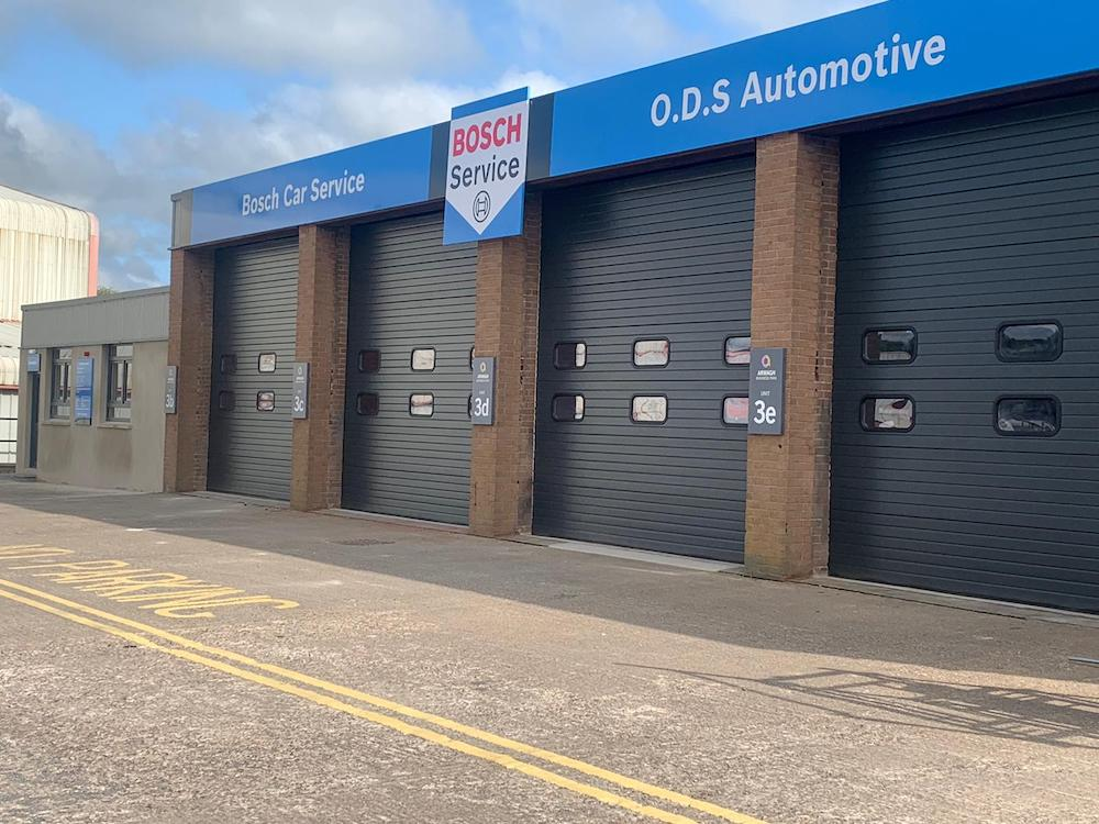 ODS Automotive in Armagh