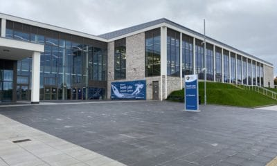 South lake Leisure Centre opens