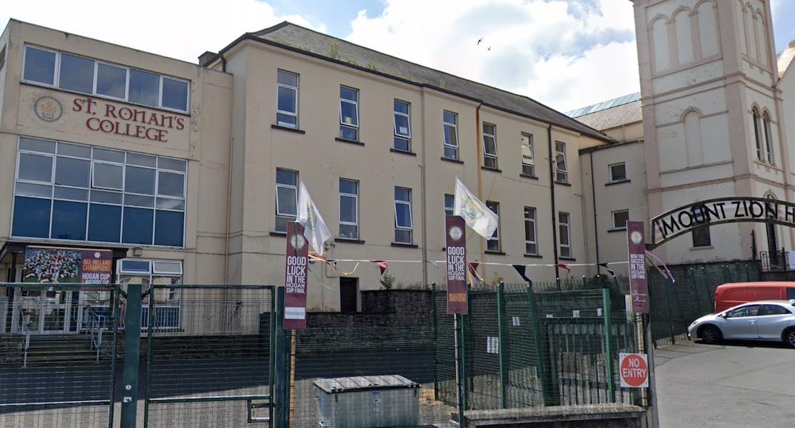 St Ronan's College in Lurgan