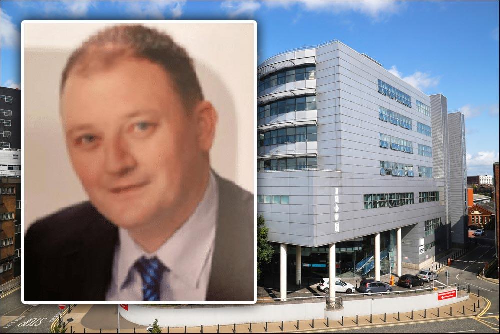 Anthony Doherty Royal Belfast