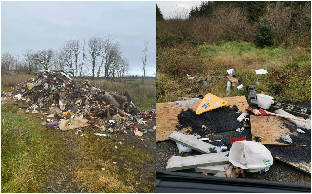 Cortamlet Dumping