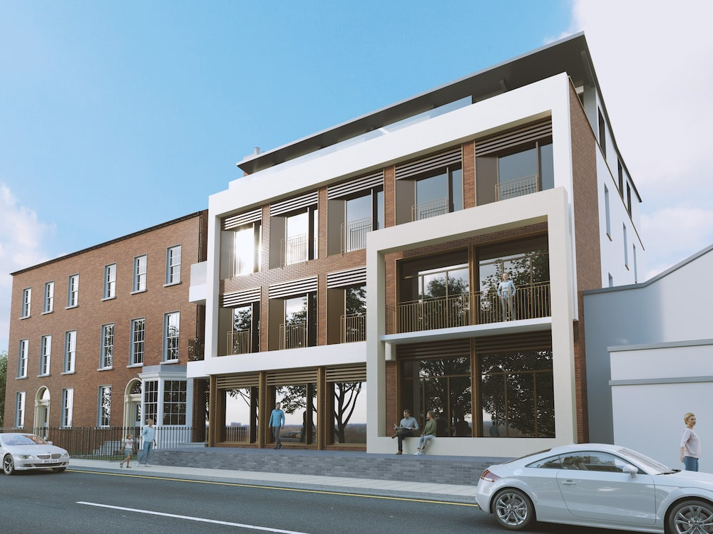 Gosford Place plans Armagh