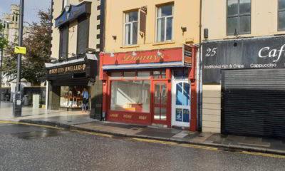 Hill Street Newry plans Coffee Shop