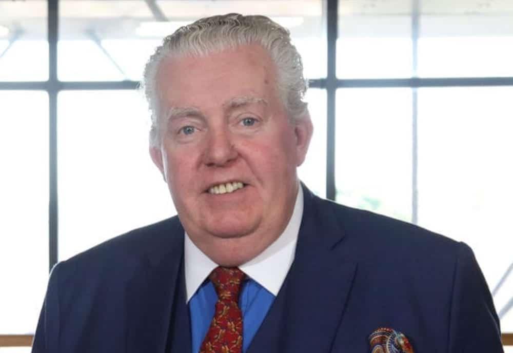 Brian McConville Newry