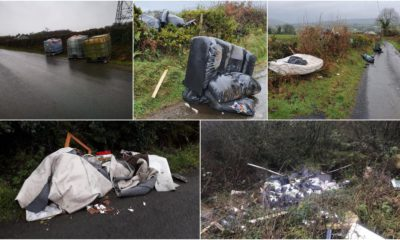 Dumping south Armagh