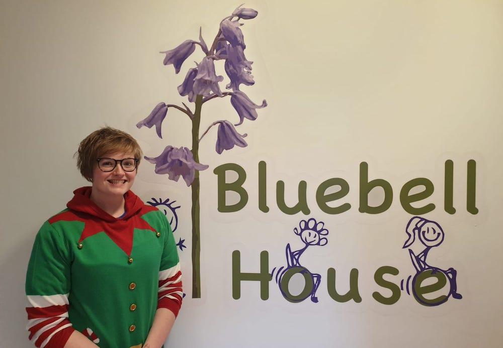 Sophie Taylor, Bluebell House