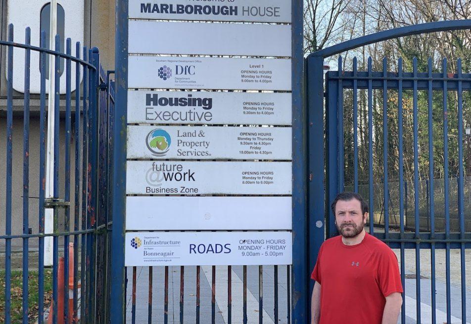 Thomas Larkham Housing Executive