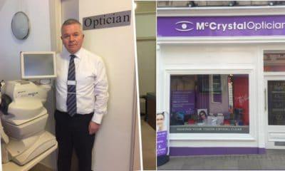 McCrystal Opticians Armagh